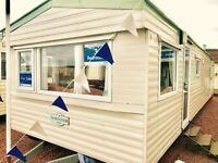 Static caravan for sale on northumberland coast with 5* facilities open all year direct beach access
