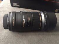 Sigma 105mm F2.8 EX DG MACRO LENS Nikon fit