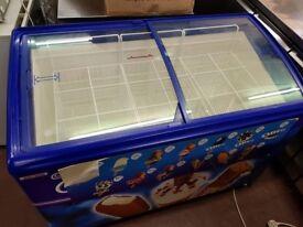 AHT Chest Freezer RIO S 125