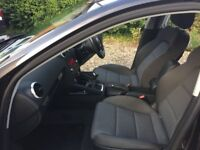 AUDI A3 2.0l tdi fastback sport 2 owners service history superb condition metalic grey