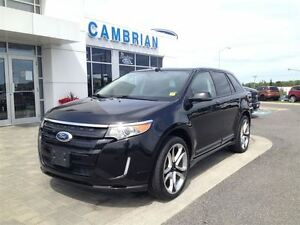 2013 Ford Edge Sport w/ Canadian Touring Package!