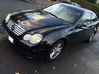 Mercedes C180 Coupe North Finchley