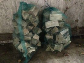 Large Bags of logs