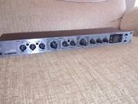 TC Electronic M350 effects + reverb