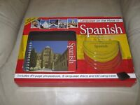 SPANISH On The Move. Learning Course £7