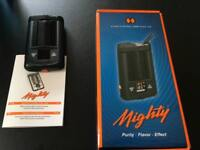 Mighty portable vaporiser STORZ AND BICKEL