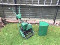 vintage atco petrol lawn mower .. £40 !