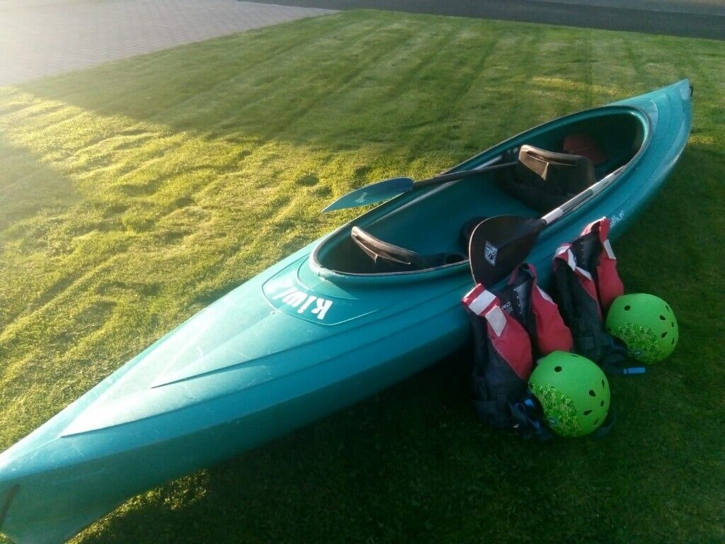 PERCEPTION KIWI 2 Double / triple canoe / kayak FOR SALE | in Randalstown,  County Antrim | Gumtree