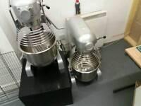 Quattro B20K ECO 20 ltr planetary mixer