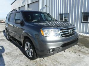 2013 Honda Pilot EX-L DVD Remote Start Leather