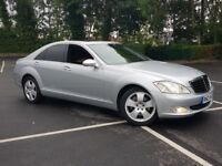 Quicksales BARGAIN Mercedes S320 CDI Long mint condition perfect driving no issue