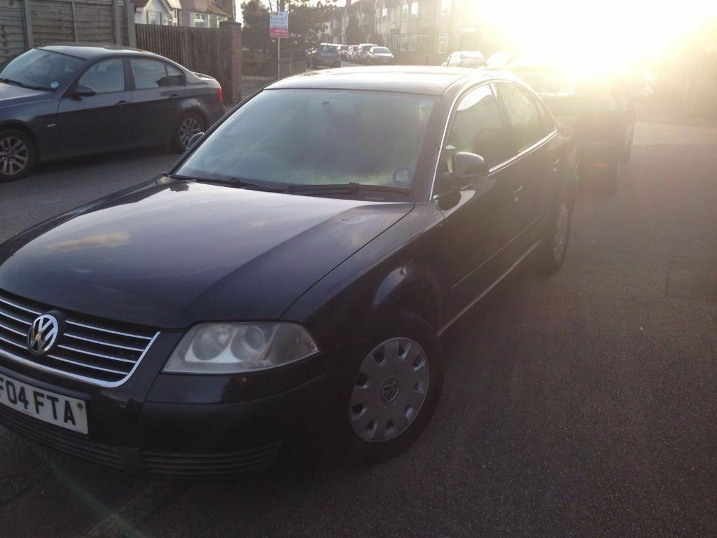 2004 vw passat 1 9 tdi se 130 pd 124k low miles fsh full mot not skoda seat audi bmw ford in. Black Bedroom Furniture Sets. Home Design Ideas