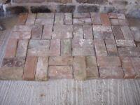 50 reclaimed bricks