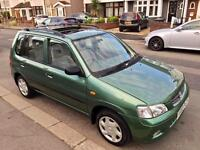 Immaculate Mazda Demio. One owner car. Low mileage