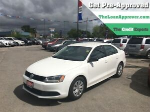 2011 Volkswagen Jetta 2.0L  | GET PRE-APPROVED TODAY