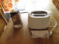 Kenwood Electric Toaster and Kenwood Electric can opener