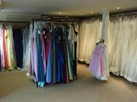 SALE AT THE WEDDINGSTORE NEWTOWNABBY WEDDING DRESSES BRIDESMAIDS DRESSES FORMAL DRESSES BELFAST