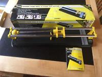 4000mm 16inch floor and wall tile cutter with spare blade - brand new - never used