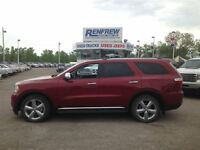 2013 Dodge Durango Citadel 5.7L V8/2nd Row Buckets/HAIL SALE NOW