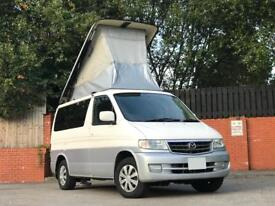 1999 Mazda Bongo Friendee Montague Conversion Rust Free Import One Owner Low Mileage
