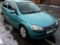2003 Vauxhall Cora 1.2 perfect first car