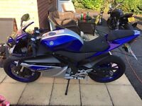 Yamaha YZF-125 ABS Low Milage Great Condition