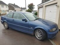 BMW 328ci, 11months MOT and low miles!!