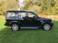 Land Rover Discovery 4 SDV6 HSE (black) 2013-09-21