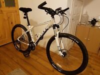 Good nearly new bike for sale