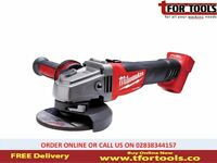 Milwaukee M18CAG XPDB-0 18v Brushless Fuel Grinder Body Only