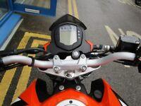 KTM Duke 125 - Low Miles!