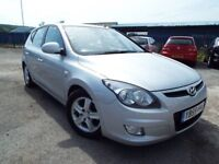 2010 HYUNDAI I30 1.6 CRDI 83K FULL MOT £30 A YEAR TAX PX WELCOME FINANCE AVAILABLE