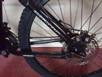 Carrera Mountain Bike Full Suspension(Disc Brakes)