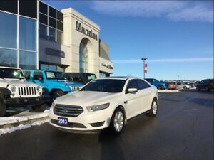 2013 Ford Taurus SEL AWD, Bluetooth, Navi, Sunroof, Leather
