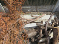Free Gravel Board and Post