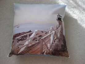 Next Lighthouse Square Cushion