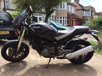 DUCATI MONSTER M750 DARK EDITION