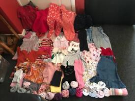Girls Clothes 18-24+ Months