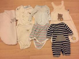 Baby clothing bundle, 0-3 months