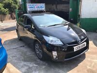 TOYOTA PRIUS HYBRID AUTOMATIC 10TH ANNIVERSARY SATNAV IDEAL FOR TAXI/UBER FINANCE £200 X 60 MONTHS