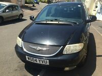 Chrysler voyager spares or repair £500 ono