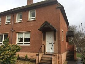 2 bedroom semi detached fully furnished house available for rent in Sauchie £575 PCM