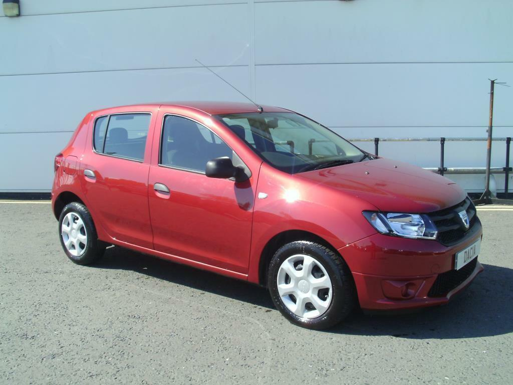dacia sandero 1 2 16v ambiance 5dr 2013 in newtownards county down gumtree. Black Bedroom Furniture Sets. Home Design Ideas