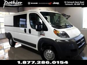 2018 Ram ProMaster 1500 C/C LR 136 WB | HEATED MIRRORS | REAR CA