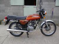Honda CB1OON CB 100 N classic bike, HPI clear, MOT