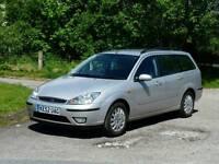 Ford focus estate ghia, 2.0 petrol
