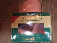 Dreamland super deluxe Double electric overblanket