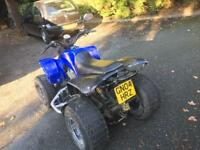 Smc quadzilla road legal quad bike 250cc