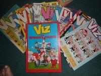 viz and zit comics