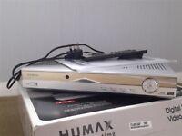 Humax Digital PVR (Personal Video Recorder / Freeview Box